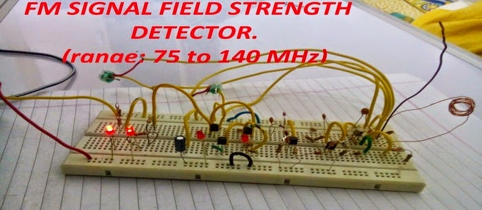 Field Strength Detector