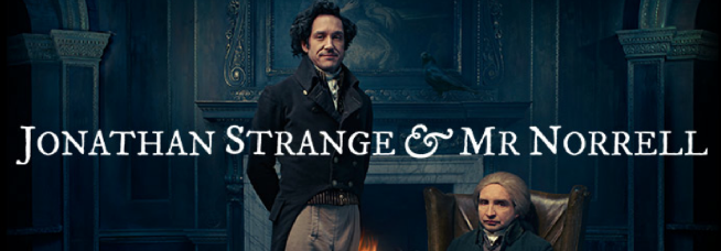Jonathan Strange & Mr Norrell illustration