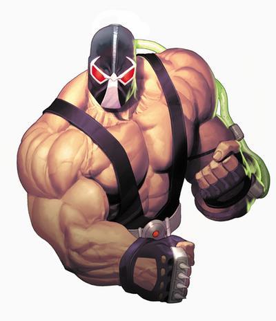 Két Venom egy városban... Bane