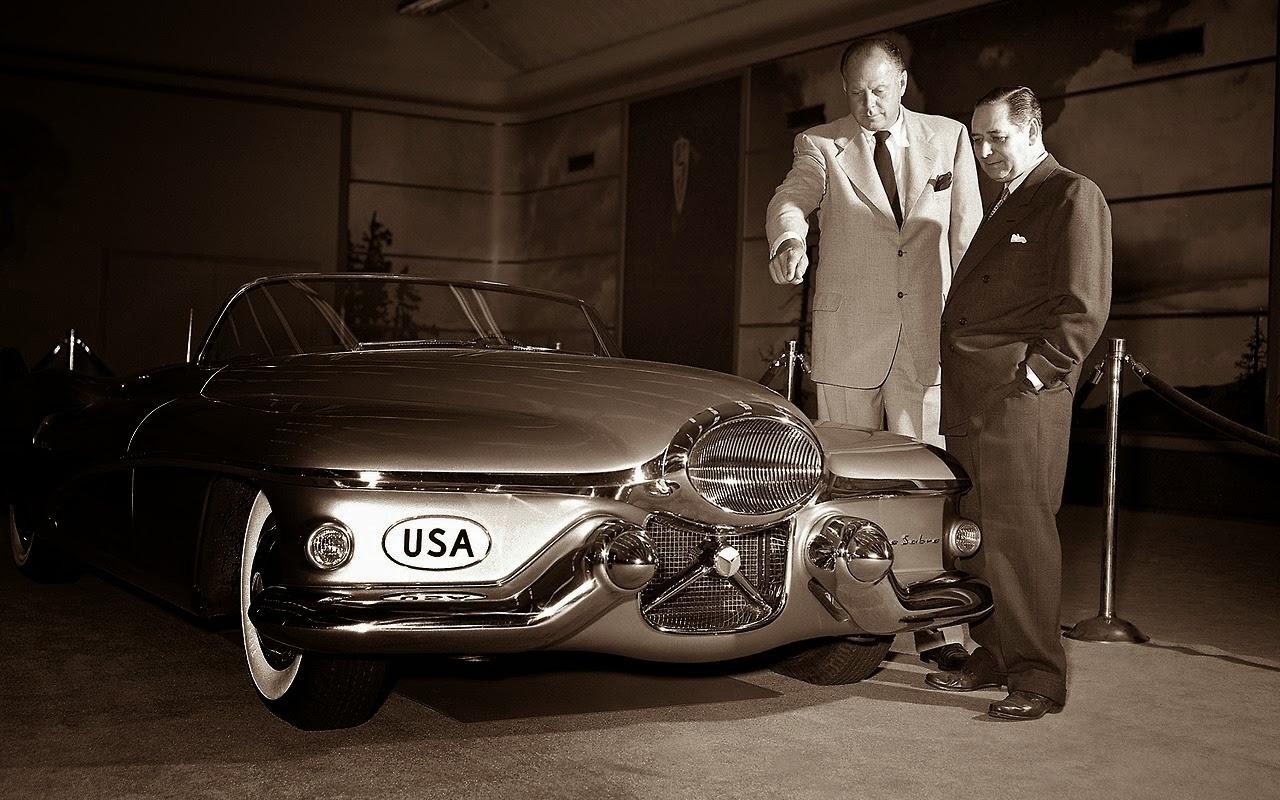 Buick le sabre concept car way2speed performance - Concept alu les herbiers ...