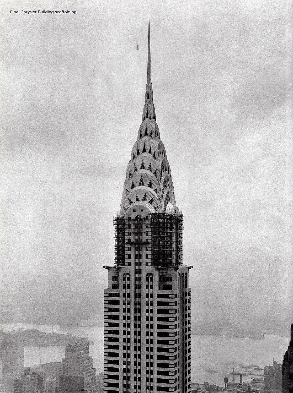 Historia de los Rascacielos de Nueva York EL CHRYSLER BUILDING