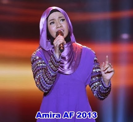 Senarai peserta final Akademi Fantasia 2013, Senarai bintang final AF 2013