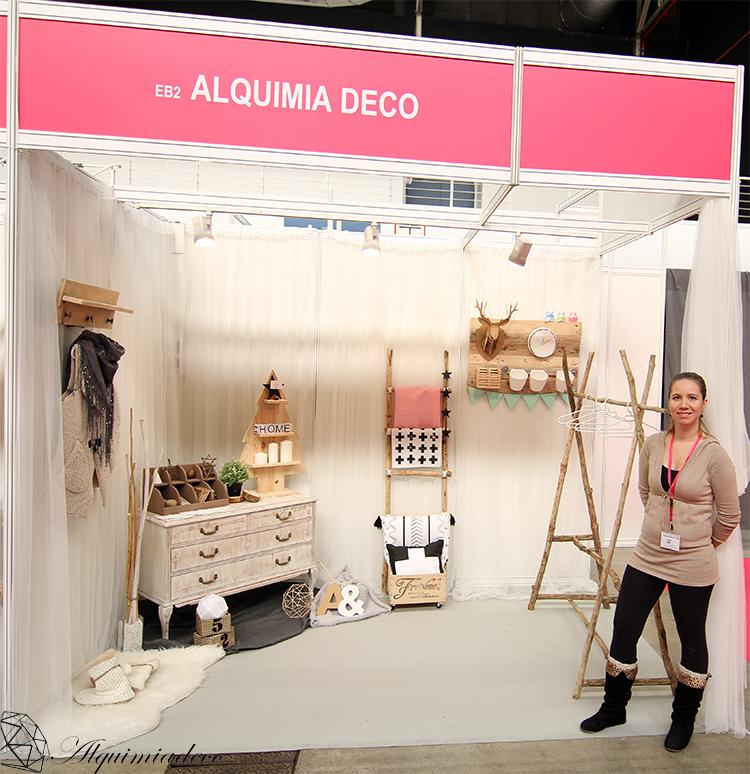 Iii concurso escaparate blogger by interiores creativa - Alquimia deco ...
