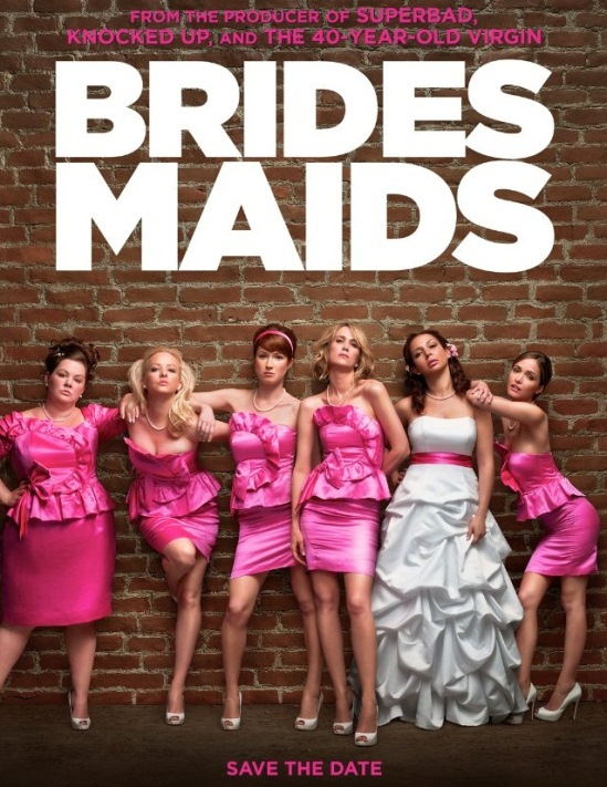 download Bridesmaids movie poster free