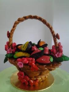 Kelas DIY Pastry Basket - RM300 with tart - RM200 tanpa tart