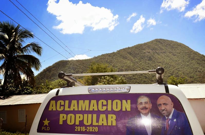 Presidente Damilo Medina: En el mes de agosto a mitad de camino