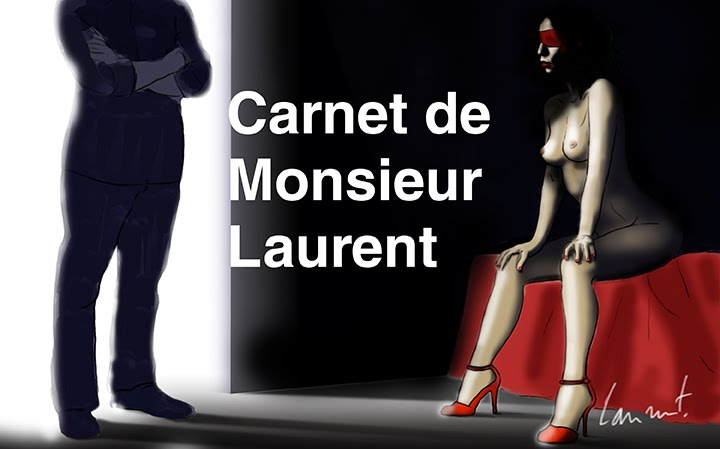 Carnet de Monsieur Laurent