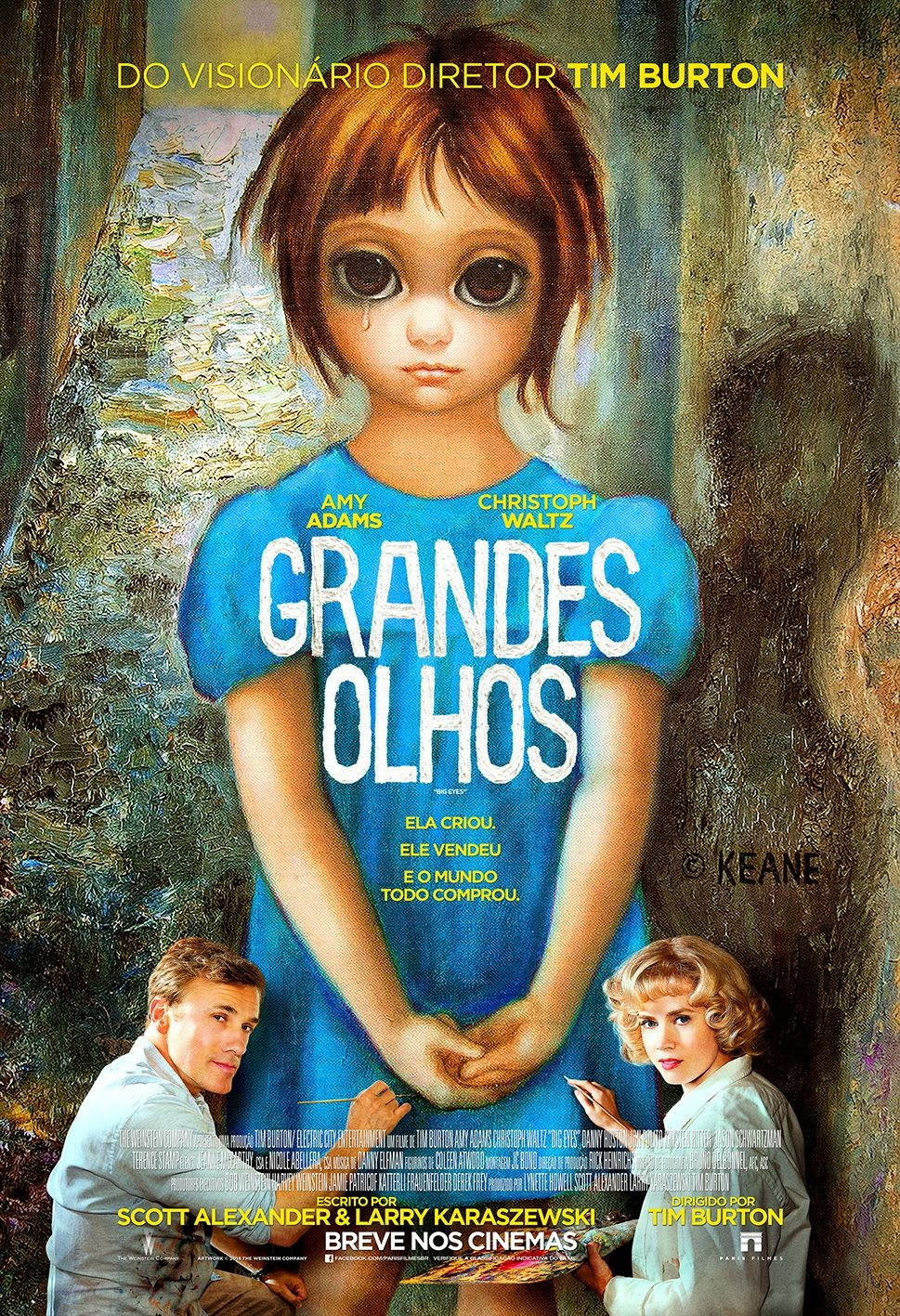 Grandes Olhos – HD 720p – Legendado