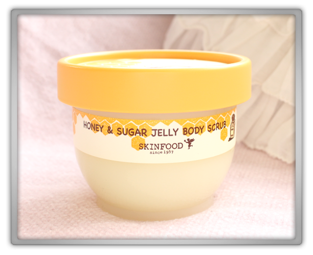 Jolse Order #21 Skinfood Etude House Haul Review beauty blog blogger Honey & Sugar Jelly Body Scrub