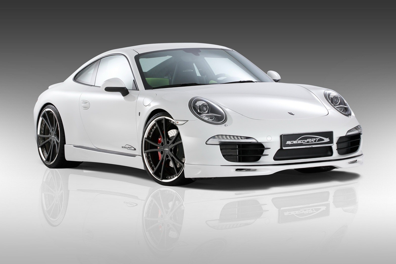 Sport Car Garage Porsche Sp91 R 2012