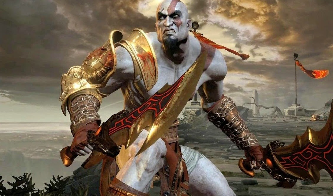 Free PC Games & Software: God of War 3 PC Game Free