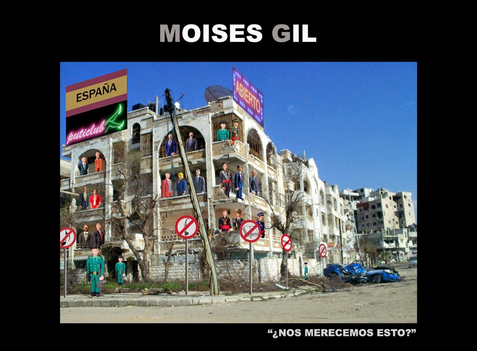 MOISES GIL