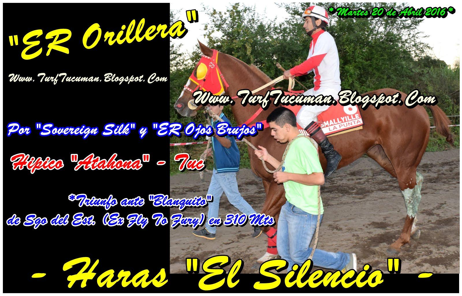 ER ORILLERA - martes 26