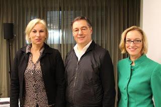 Vortrag Dr. Friedhelm Erkens im Wirtschaftsclub Köln