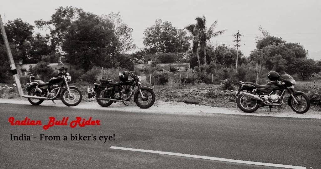 Indian Bull Rider
