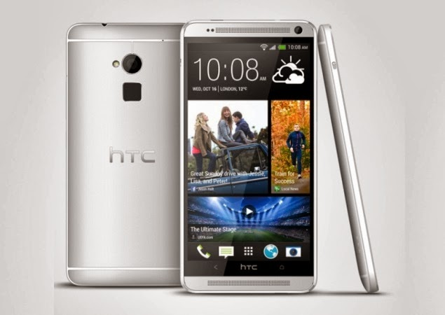 HTC One Max 5.9 inch phablet
