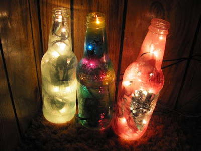 Cool Bottle Lamps and Creative Bottle Lighting Designs (30) 6