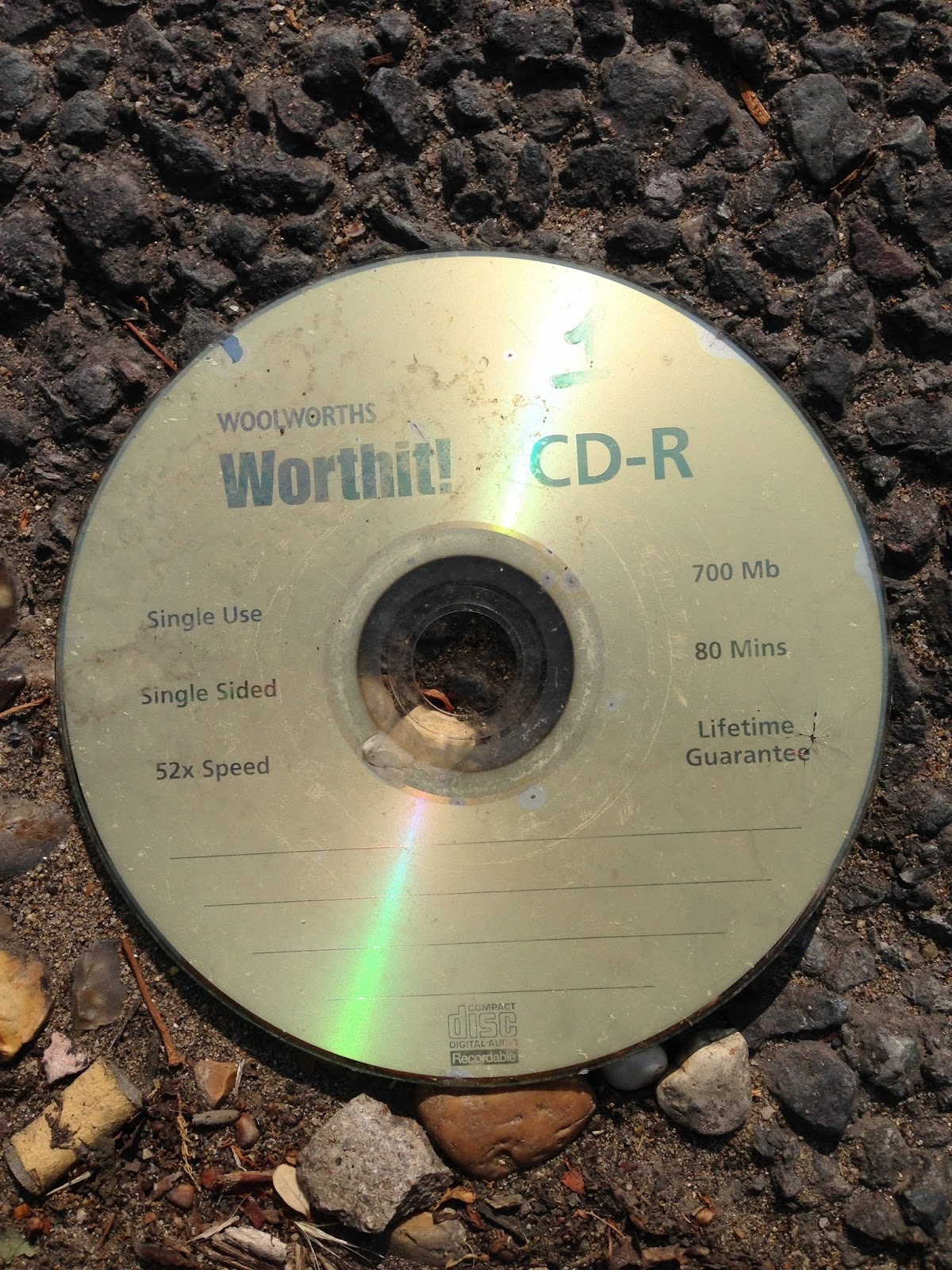 Abandoned Cds 090715 Woolworths Worthit