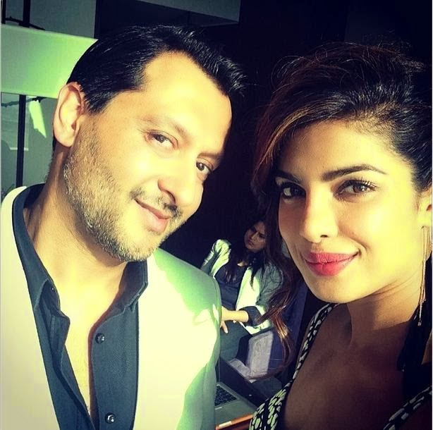Priyanka Chopra Hot Latest Photo 2014