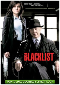 The Blacklist 2ª Temporada Legendado Torrent (2014)
