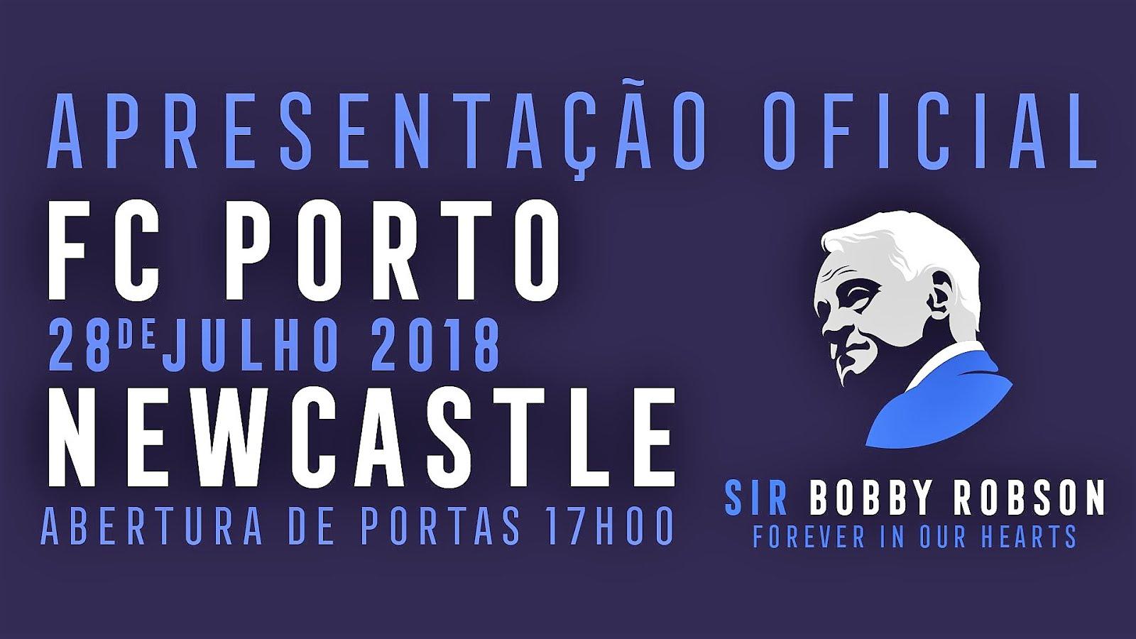 28 de julho, 19h30: Porto