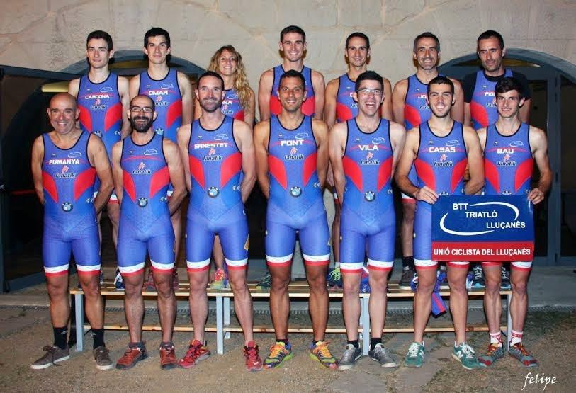 Equip de competició 2014-2015