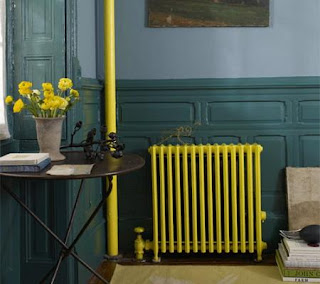 Trucos de decoracion barata y facil | Pintar radiadores