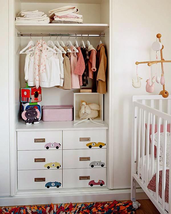 Otthon és dekor: Kis alapterületű, ötletes gyerekszoba