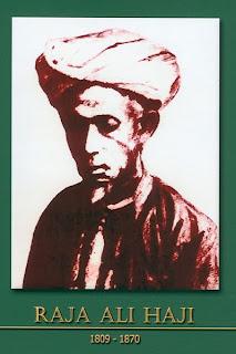 gambar-foto pahlawan nasional indonesia, Raja Ali Haji