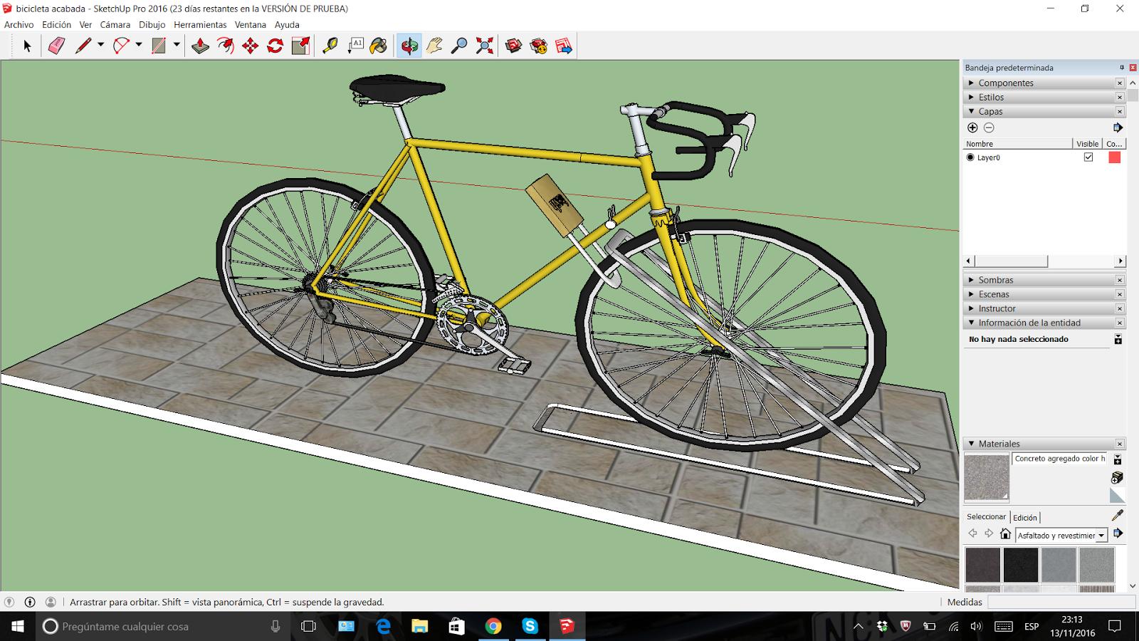 Increíble Diseño De Arrastrar Cuadro De La Bicicleta Componente ...