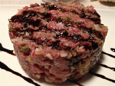 Steak tartar blog Esteban Capdevila