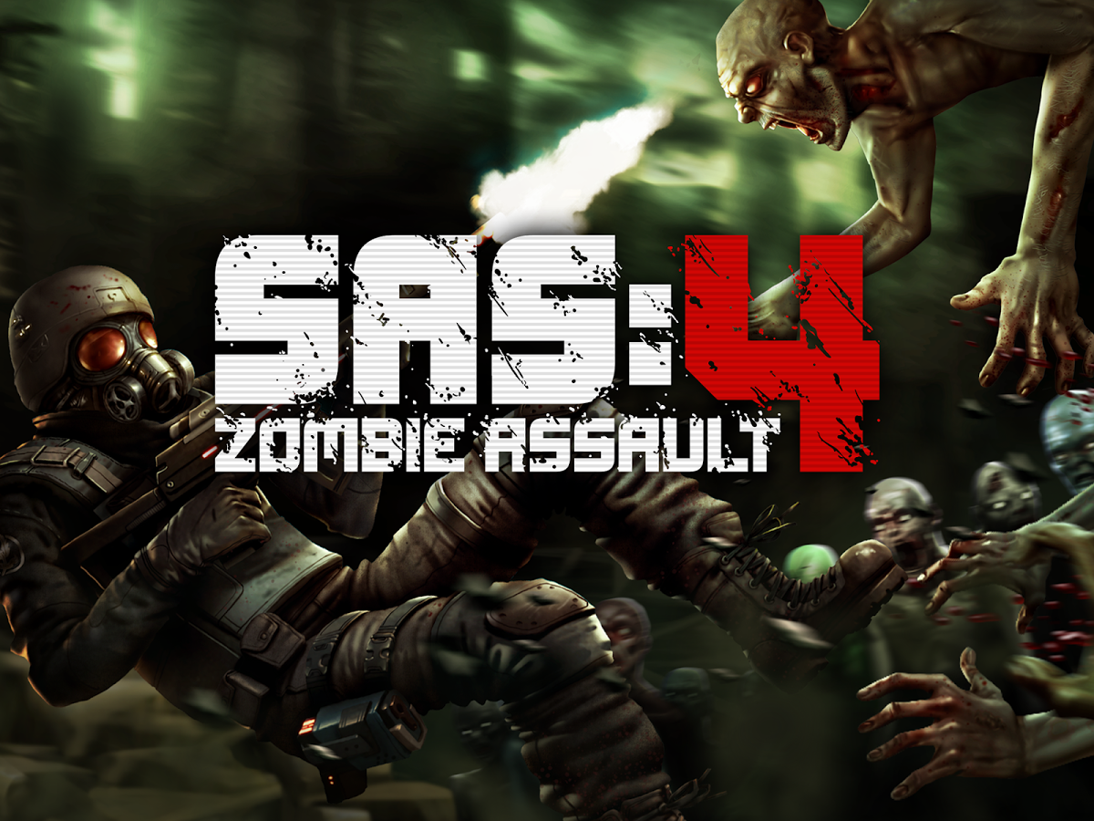 SAS: Zombie Assault 4 v1.0.5 Full Apk Data Mod [Money]