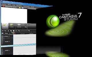 برنامج Camtasia Studio 7 لتصوير سطح المكتب,
