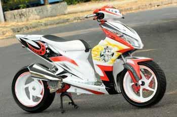 Spek Modif Honda Vario 125 PGM-FI 2012 - MODIFIKASI MOTOR MOBIL