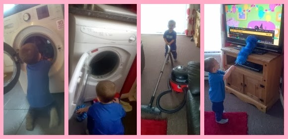 Yorkshire Blog, Mummy Blogging, Parent Blog, Cleaning, Obsession, Vacuum, Dusting, Washing Machine, Tumble Dryer,