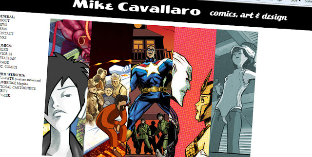 Interviewed: MIKE CAVALLARO