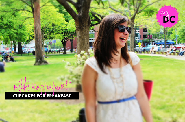 mimiandmegblog.com : (New!) My DC: Nikki of Cupcakes for Breakfast