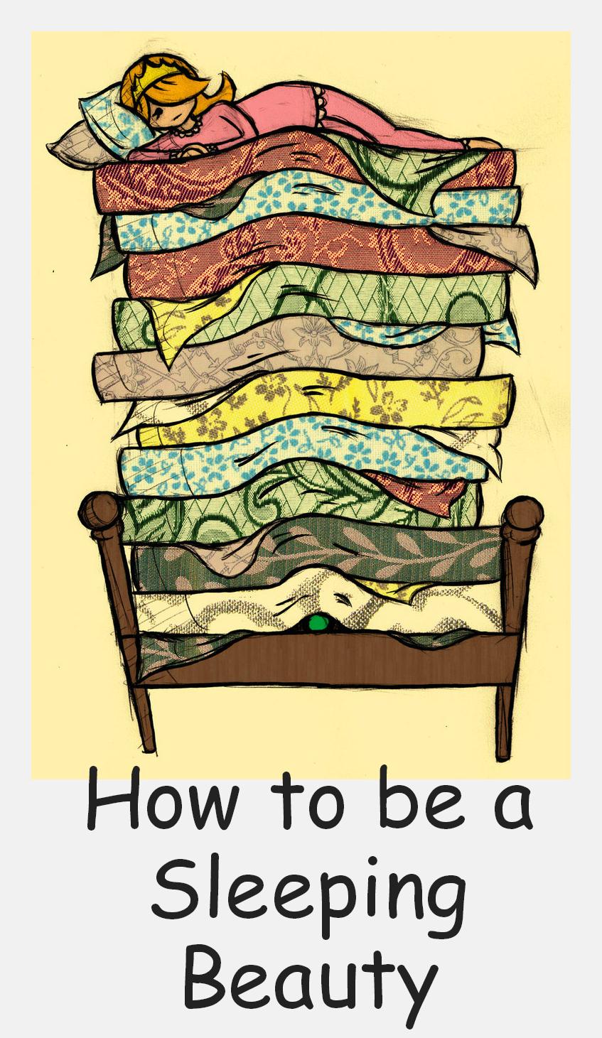 sleeping beauty tips, overnight beauty tips