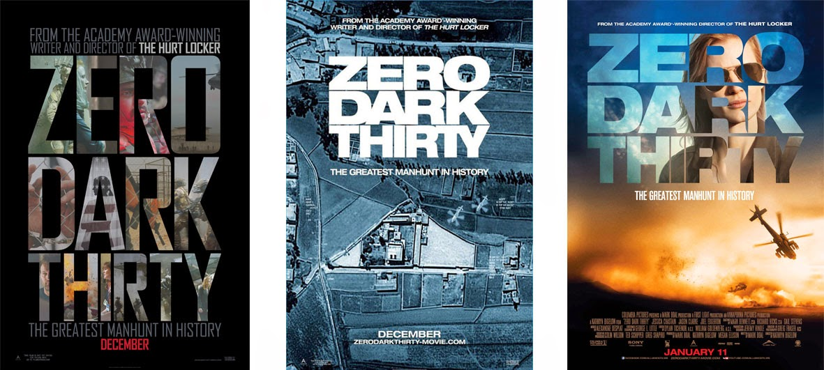 Zero Dark Thirty - Wróg numer 1 (2012)
