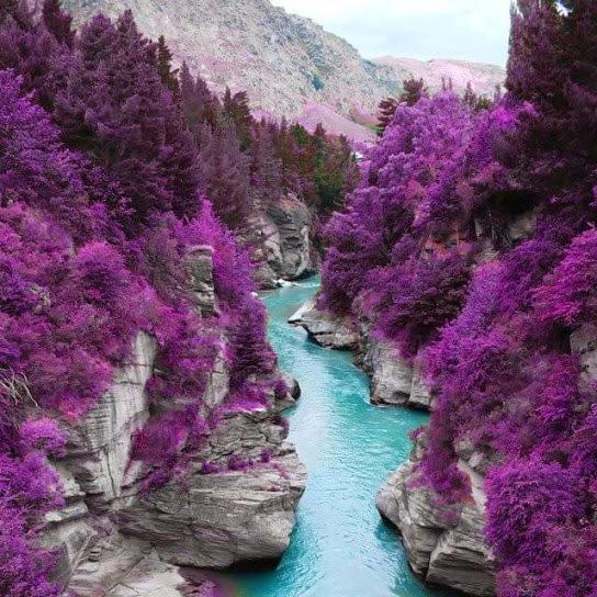 Fairy Pools - Isola di Skye  Le Piscine delle Fate   (Scozia)