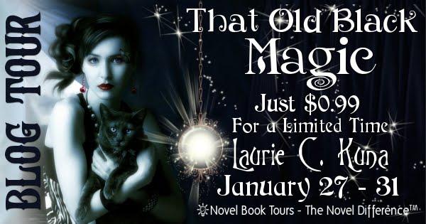 That Old Back Magic Blog Tour