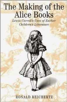 """the making of the Alice books"" - Ronald Reichertz."