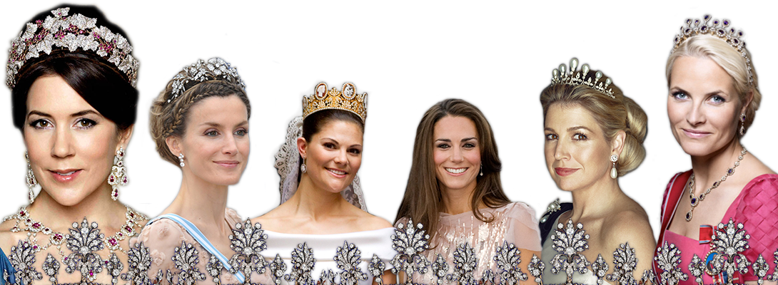 Marie Poutine's Jewels & Royals