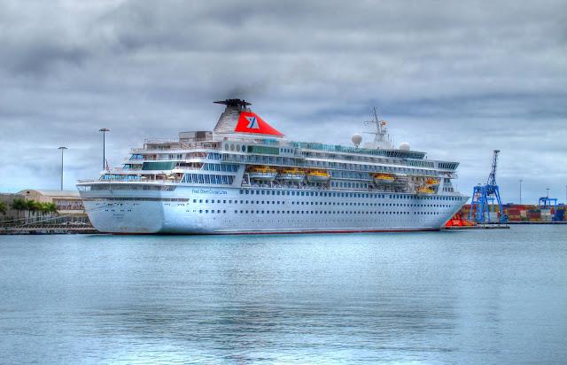 Turismo de cruceros en gran canaria el crucero 39 balmoral for Oficina fred olsen santa catalina