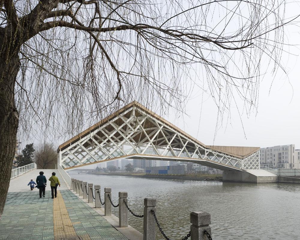 Cool bridges urban architecture now for Bridge design
