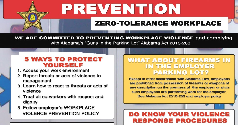 disadvantages of zero tolerance policy for workplace violence