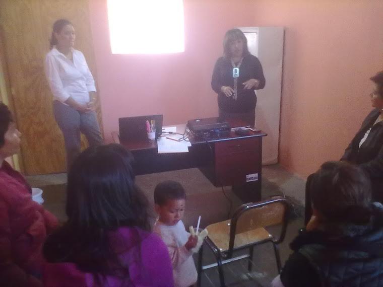 USAER TRABAJANDO CON PADRES DE FAMILIA
