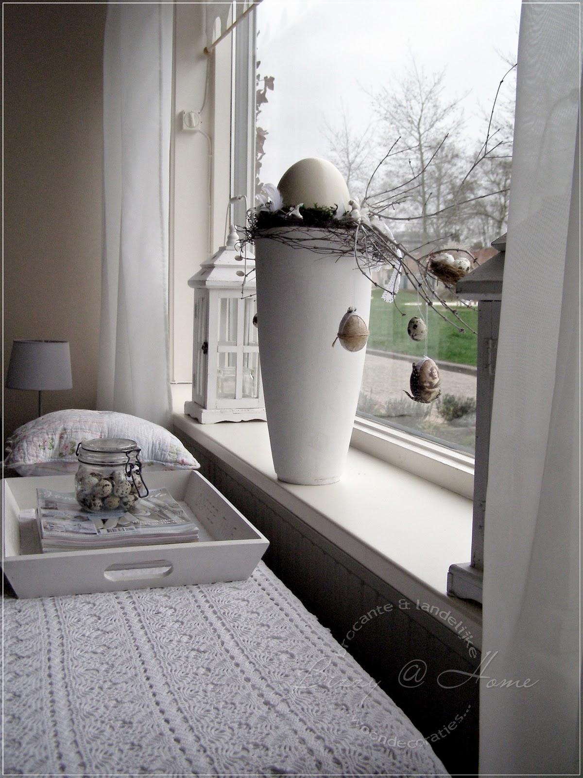 Idee voor het raam huis decoratie pinterest - Idee vloer ...