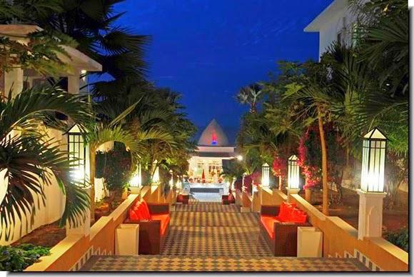 coco ocean resort gambia