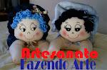 Blog de Artesanatos da minha tia Rita
